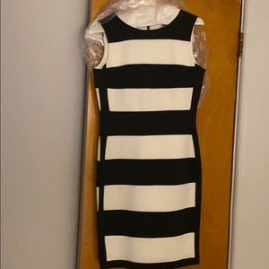 Calvin Klein Midi Dress worn once and kept in bag